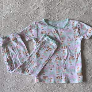 Cupcake Pajama Set * 4 Toddler